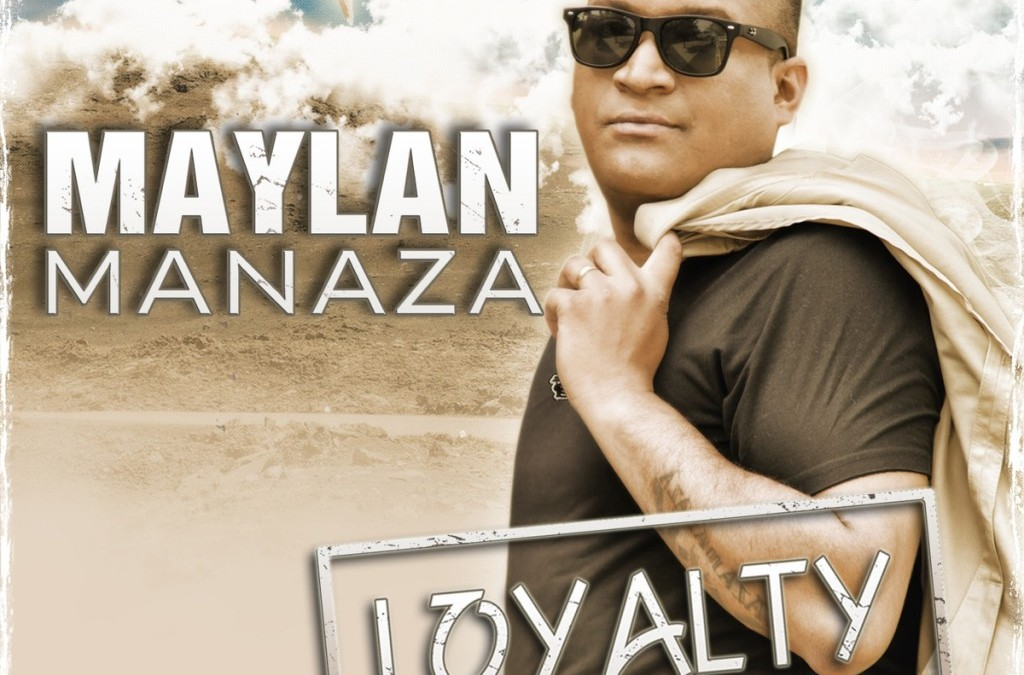 Couverture Maylan album Loyalty