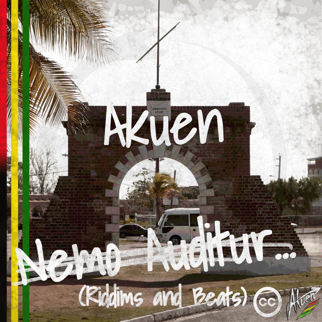 Nemo Auditur Album Cover